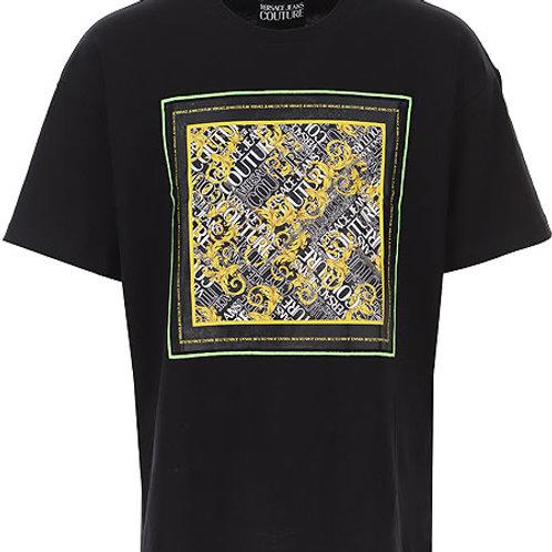 T-shirt męski - VERSACE JEANS COUTURE