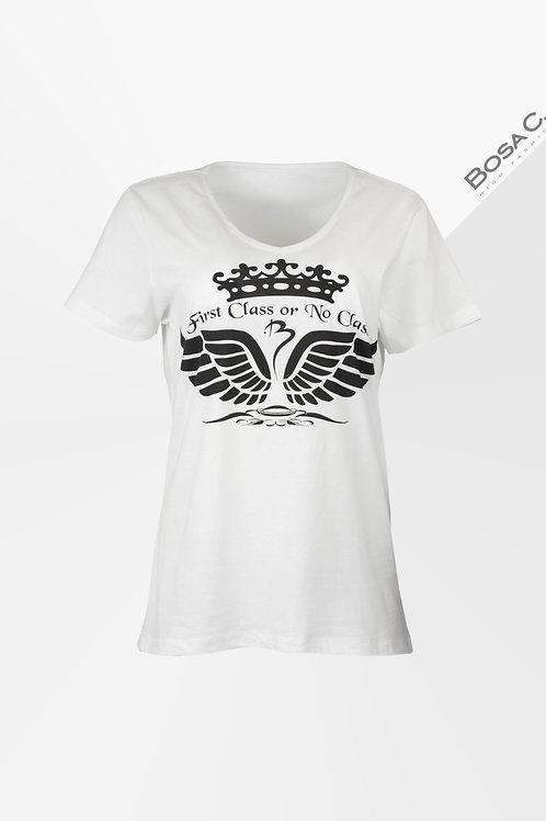 T-shirt damski -BOSA C.