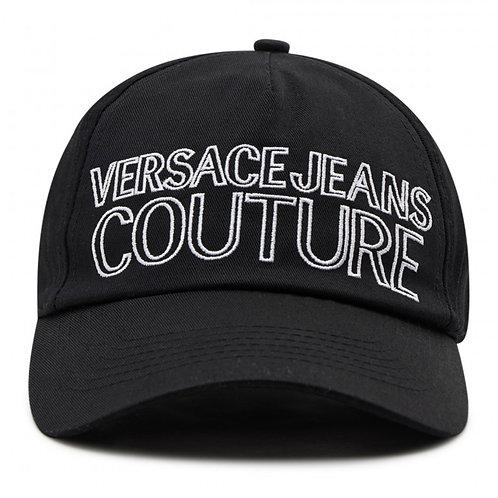 Czapka damska z daszkiem Versace Jeans Couture