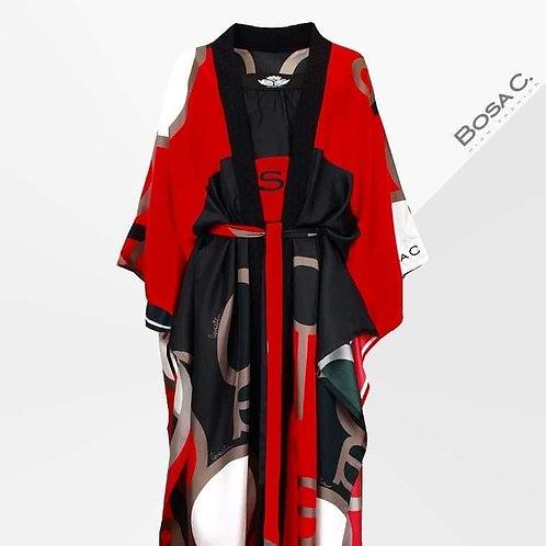 Kimono jedwabne BOSA C.