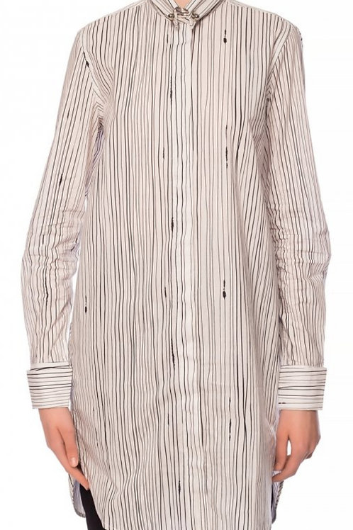 Koszula w paski, Sukienka - DIESEL