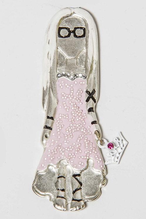 Naszyjnik różowy - Elisa Cavaletti