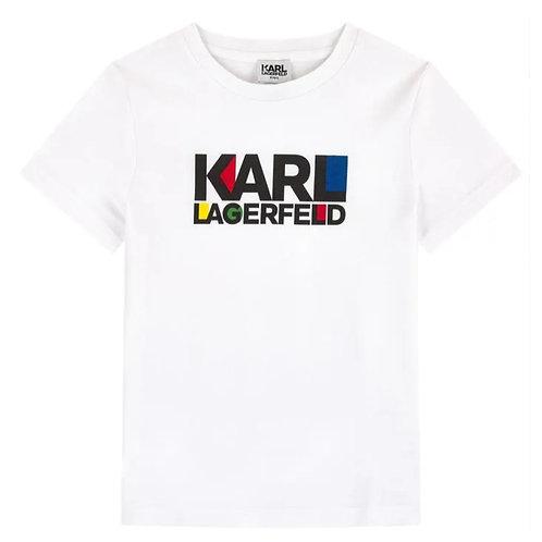 T-SHIRT KIDS - Karl Lagerfeld