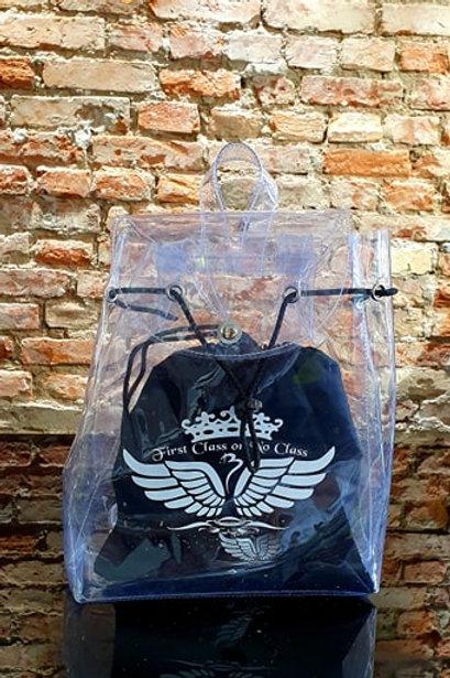 Transparentny Plecak Bosa C