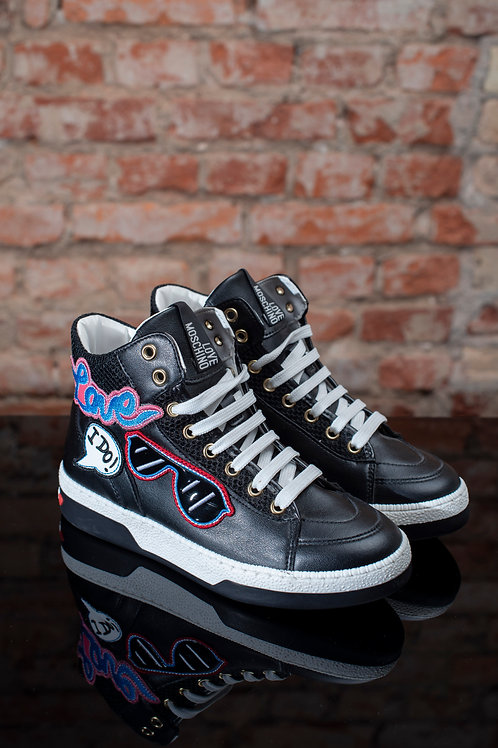 Sneakersy - LOVE MOSCHINO