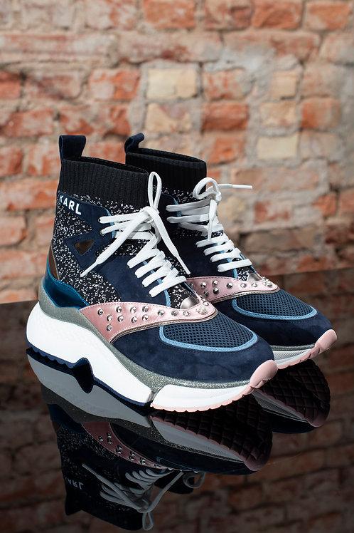 Sneakersy - Karl Lagerfeld