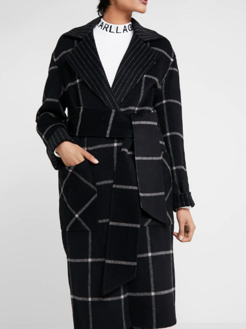 Płaszcz -  Karl Lagerfeld