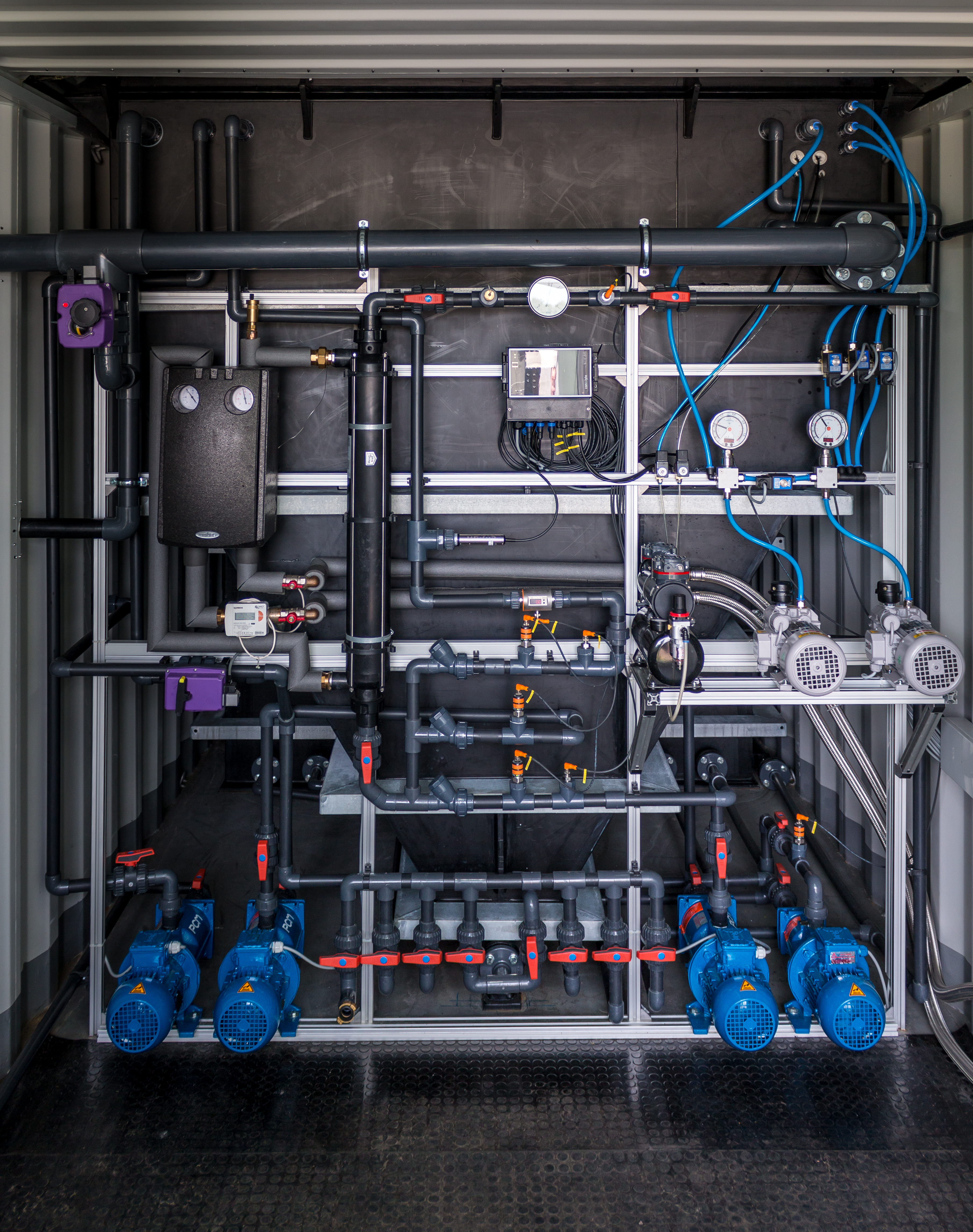 Engine room FlexBio
