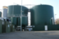 Abfallvergärungsanlagen von FlexBio Technologie eignen sich für jedliche Art von biologischen Reststoffen. Auch als Containerlösung: FlexBio-SmartFarm.