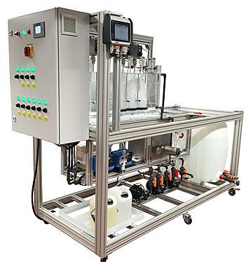 Versuchsanlagenbau von FlexBio Technologie. Wir konzipieren und bauen alle Versuchsanlagen rumd um Abwasser, Trinkwasseraufbereitung und Biogastechnik.