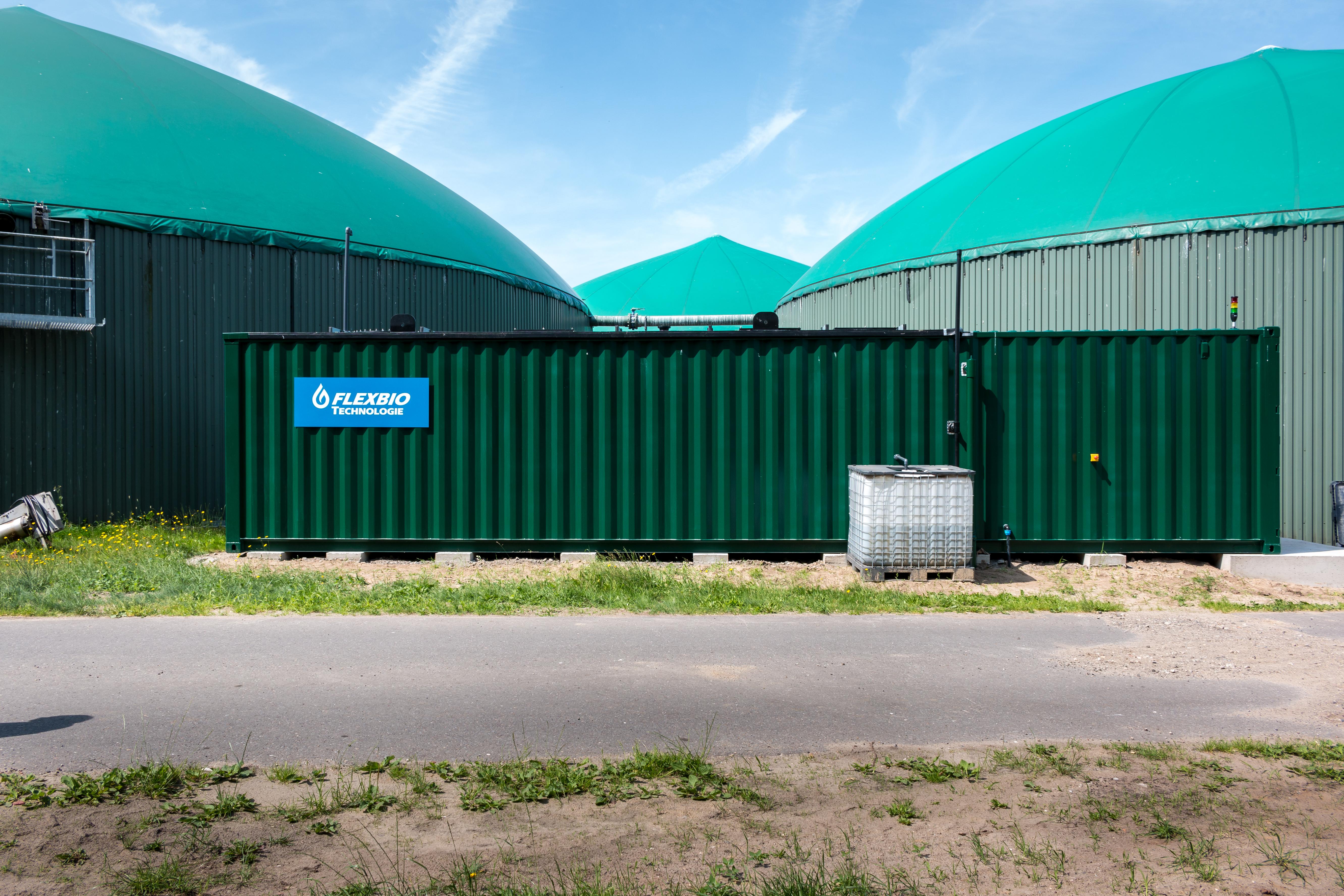 FlexBio Container