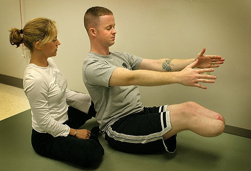 Annie and Wounded Warrior Yoga.jpg