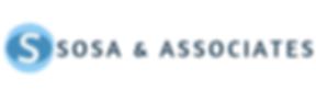 Sosa & Assciates Logo Horizontal
