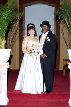 wedding dress vow renewal