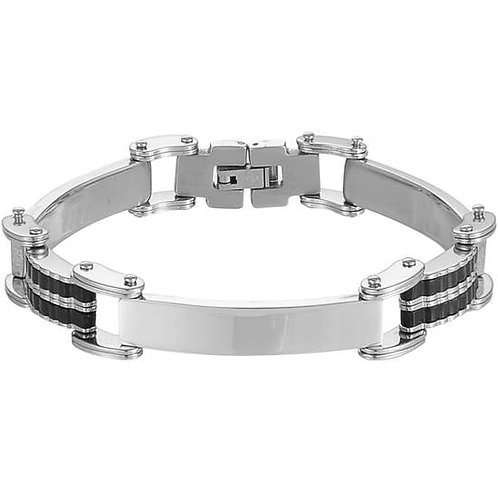 Mad Man - Stainless Steel Bracelet