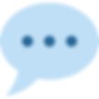 Icono de un bocadillo de diálogo