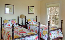 The Main House Twin Bedroom