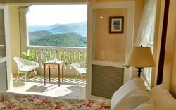 Queen Bedroom View