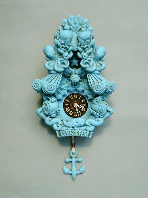 Faethm Clock