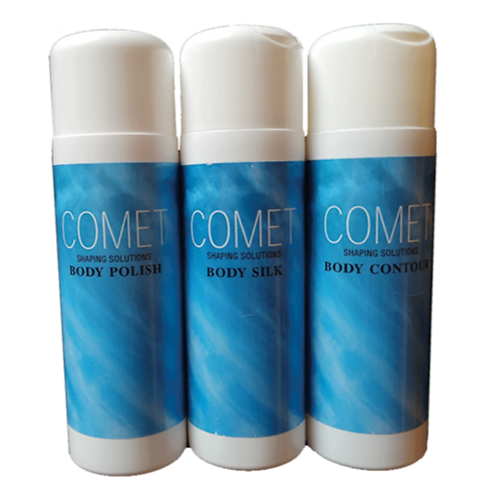 Comet Shaping Solutions Body Contour, Silk & Polish