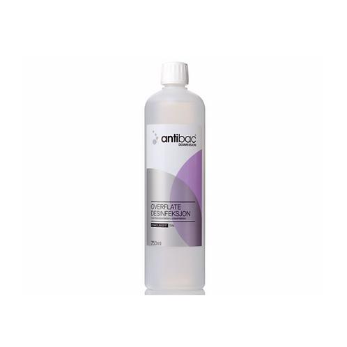 antibac Overflatedesinfeksjon flytende 75% - 750 ml
