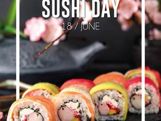 Sushi... Sushi... Sushi...