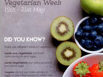 Celebrate National Vegetarian Week