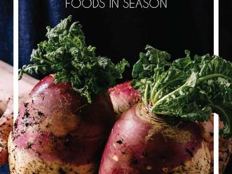 Food in season...