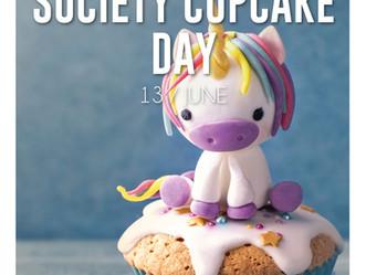 Alzheimer's Society Cupcake Day...