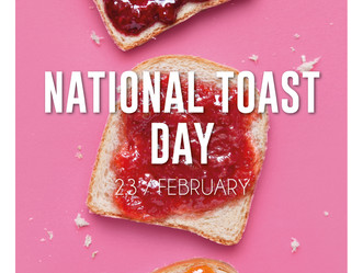 National Toast Day