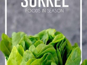 Foods in Season...