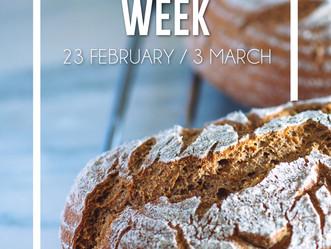 It's real bread week!