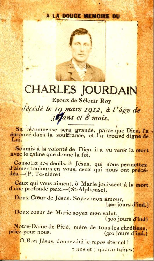 Charles Jourdain 1875-1912