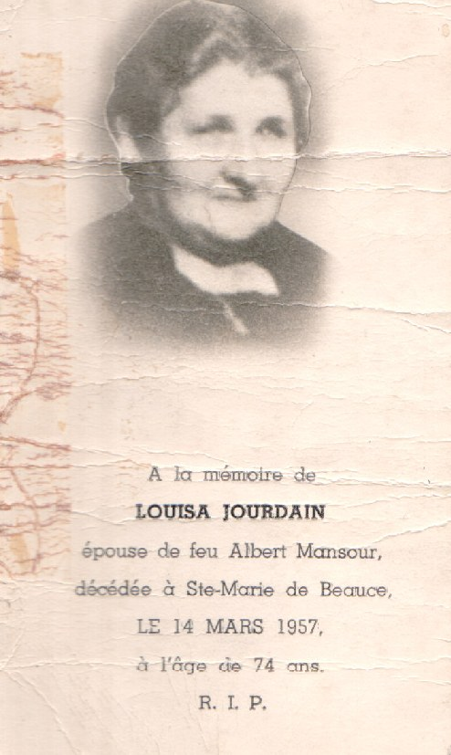 Louisa Jourdain 1883-1956