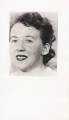 Renée Dugas 1923-1964