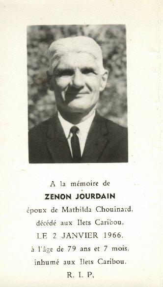 Zénon Jourdain 1886-1966