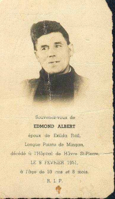 Edmond Albert 1892-1951