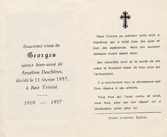 Georges Jourdain 1910-1957