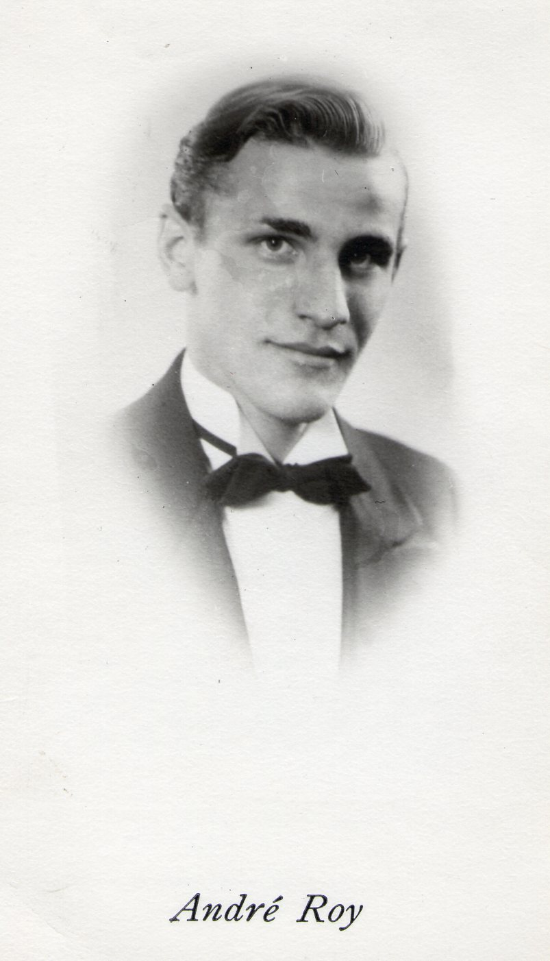 André Roy 1929-1950