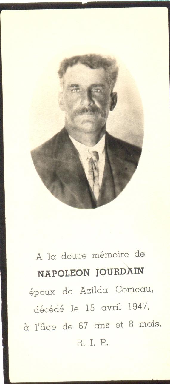 Napoléon Jourdain 1880-1947