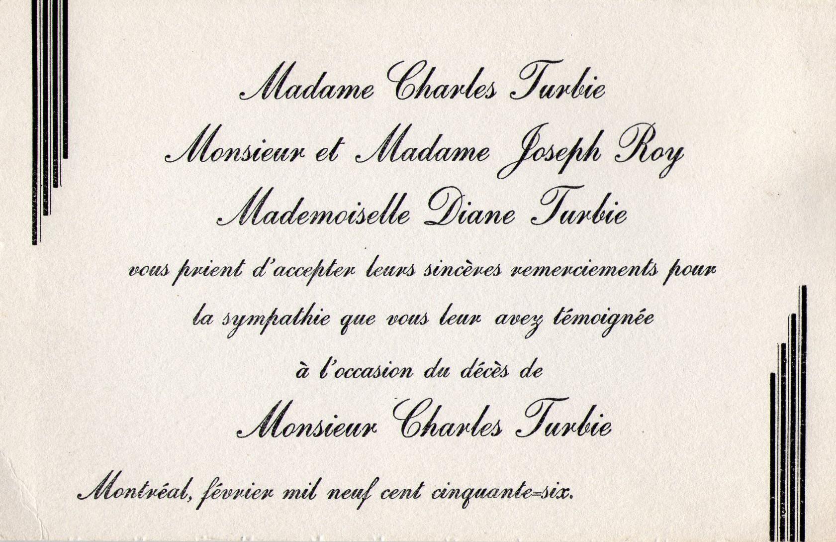 Charles Turbis