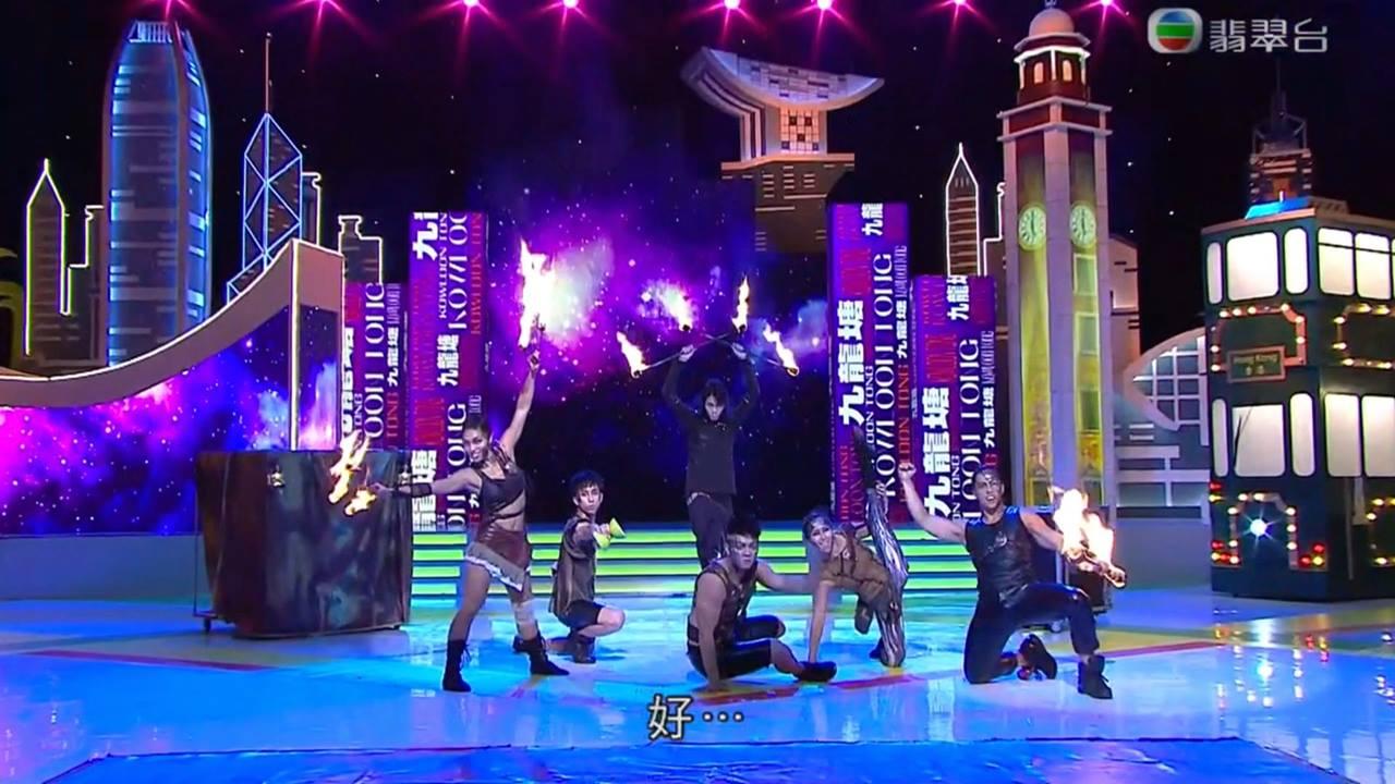 香港馬戲團X TVB《我愛香港》