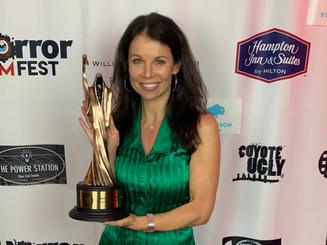 Best Actress award