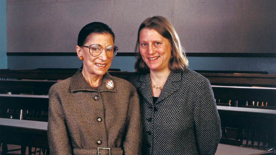 Ruth and daughter Jane Ginsburg.jpg