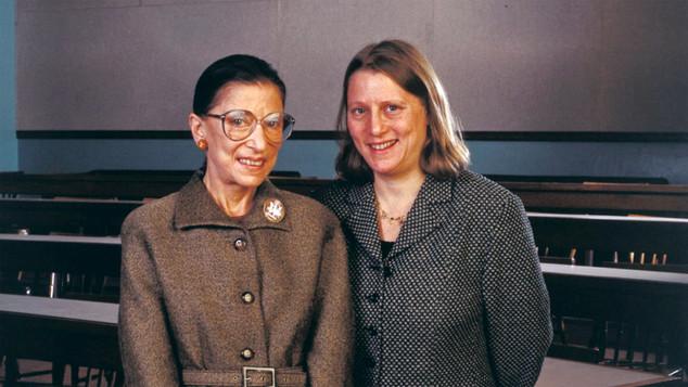 Ruth and daughter Jane Ginsburg.jpg