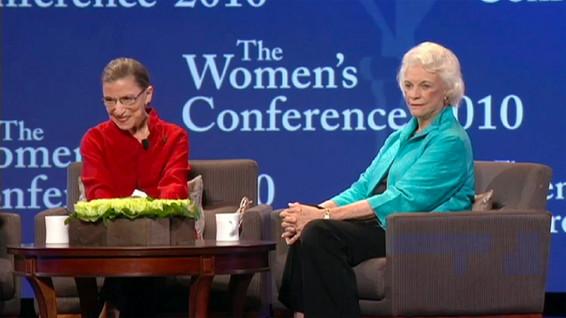 Ruth with Sandra Day O'Connor.jpg
