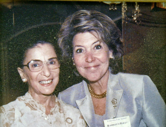 Kathleen Peratis and Ruth.jpg
