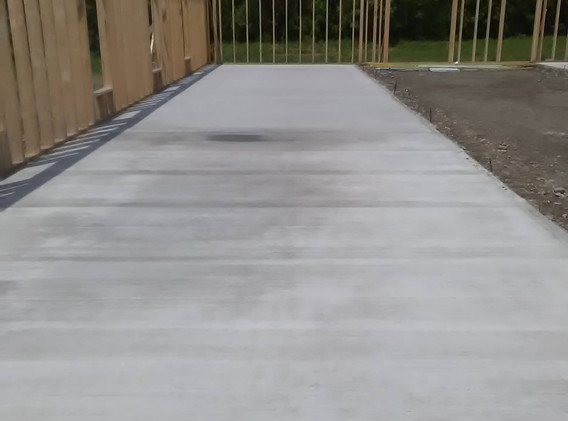 06.01.18 First cement pad.jpg