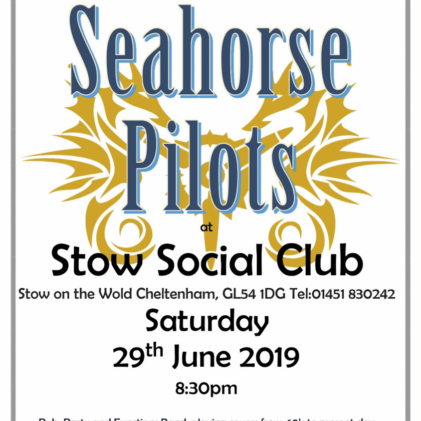 Live music with the Seahorse Pilots!