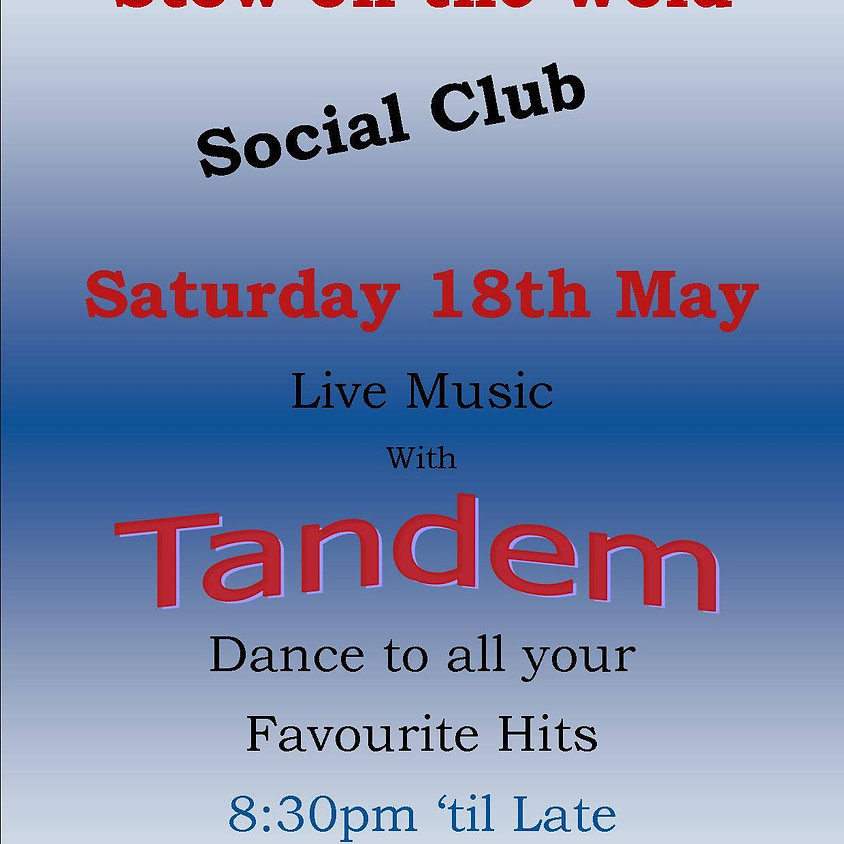 Live Music with Tandem!